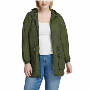 Levi's 3X Army Green Wind Breaker Jacket NWT CO65